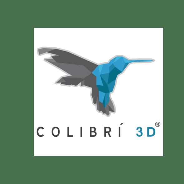 Colibrí 3D